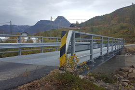 Jøkelfjord bru